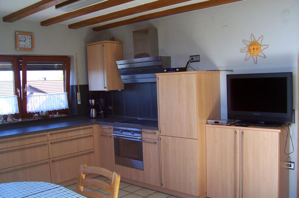 Gästehaus Abendsonne: Wohnküche