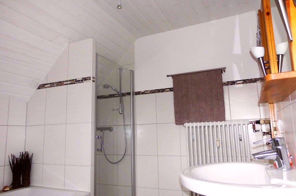 Gästehaus Abendsonne: Badezimmer