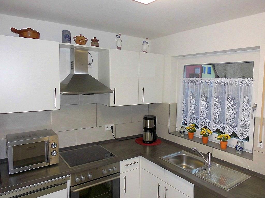 Gästehaus Blick: Küche
