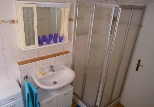 Gästehaus Blick: Badezimmer