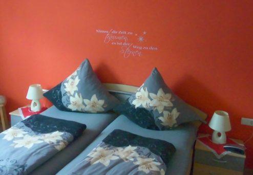 Gästehaus Blick: Doppelzimmer