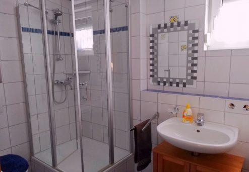 Ferienwohnung Ambiente: Badezimmer