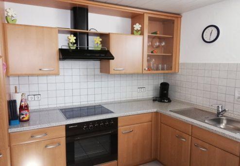 Ferienwohnung Ambiente: Küche