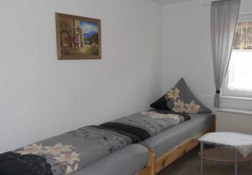 Gästehaus Blick: Dreibettzimmer