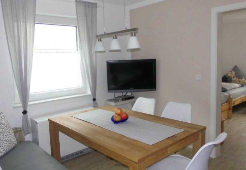 Gästehaus Blick: Wohnzimmer